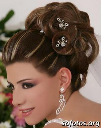 Penteados para noiva 218