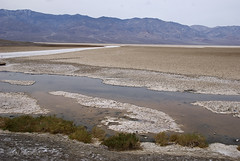 Badwater Pool `104218 (Al Greening) Tags: pool nationalpark deathvalley below np lowest badwater sealevel