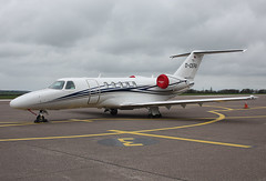 D-CEFA Ce525C CJ4 (corkspotter / Paul Daly) Tags: cessna citation ork eick gmbh cj4 eaviation 525c dcefa cn525c0044