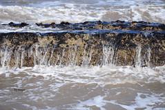More Dripping (EJ Images) Tags: uk sea england slr beach water concrete coast suffolk nikon wave erosion coastal dslr eastanglia lowestoft nikonslr d90 northparade nikondslr 2013 suffolkcoast nikond90 dsc2870 55300mmlens denesbeach