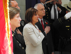 Governor's Wreath-Laying Ceremony - 5/21/13 (Ohio Department of Veterans Services) Tags: columbus ohio tom john remember thomas vet mary ceremony may honor wreath governor fallen taylor moe oh service heroes remembrance veteran director department services lt gov veterans members sacrifice dept statehouse laying vets lieutenant honoring 2013 governors wreathlaying kasich govs