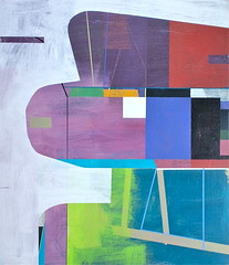 Jim Harris: Untitled. (Jim Harris: Artist.) Tags: abstract art japan modern tokyo asia paint artist arte panel contemporary jim peinture  nippon  kanto 2012  abstraite