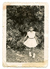 (edition_of_one) Tags: girl childhood alabama africanamerican littlegirl blackgirl whitedress curtsey africanamericangirl
