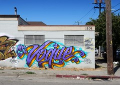 Vogue (funkandjazz) Tags: california graffiti vogue eastbay tdk