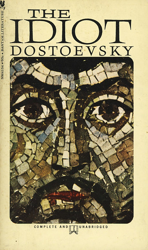 Bantam Books NM4154 - Fyodor Dostoevsky - The Idiot