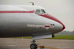 Viscount 701 : G-ALWF British European Airways - Duxford IWM 2009 (pix42day) Tags: bea duxford 2009 viscount sirjohnfranklin britisheuropeanairways galwf viscount701