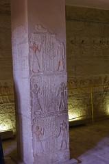 Tomb of Petosiris 35 (eLaReF) Tags: egypt tombs isadora ibex elgebel tunaelgebel petosiris tunaelgebbel