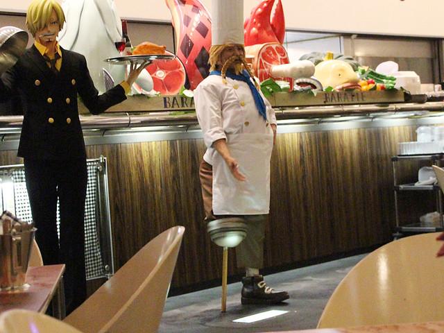 海賊王 芭拉蒂海上餐廳