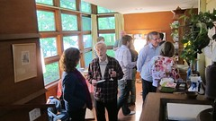 Mary Ellen Rudin Memorial Open House, May 25, 2013 (ali eminov) Tags: friends robin hans madison colleagues professors adem memorials mathematicians maryellenmemorialopenhouse