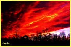 A Florida Sunrise (stephgum32807) Tags: sunset nature florida pôrdosol hdr coucherdesoleil puestadelsol ηλιοβασίλεμα západslunce zachódsłońca