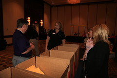 JMD_9962 (QuakerVille) Tags: work fun dallas setup attendees setupday powerconference