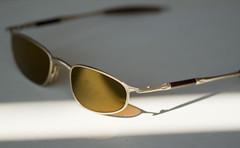 IMGP5144 (Gizmo's Oakleys) Tags: leather wire oo platinum oakley a goldiridium