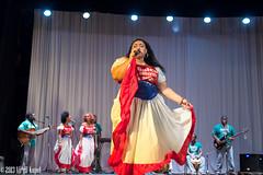 _MG_7352 (Virgil Kapel) Tags: red portrait music woman black art dance galen native belize indian performance caribbean creole suriname mestiza paramaribo universit carifesta galenuniversity