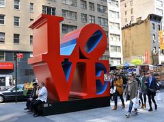 New York City (FaceMePLS) Tags: nyc newyorkcity sculpture usa art manhattan object kunst streetphotography sculptuur icon popart vs newyorknewyork kunstwerk ikoon straatfotografie verenigdestaten kunstobject facemepls nikond300