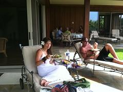 Yoga Hale Retreats - August 2013 (mockerfab4) Tags: travel vacation yoga hawaii bigisland kona kailua kailuakona retreats yogaretreats