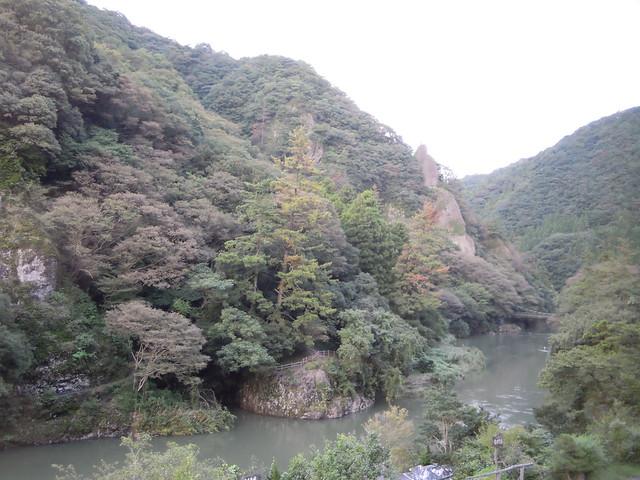 立久恵峡(たちくえきょう)|立久恵峡