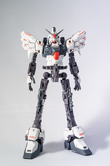 DSC_5034 (KayOne73) Tags: macro lens toy japanese robot nikon wing hobby mg plastic f micro figure kit 28 60mm nikkor custom gundam product mecha bandai 1100 gunpla sandrock d600