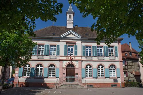Ecole d'Eguisheim