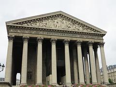 Madeleine Church in Paris (D168629K) Tags: paris13