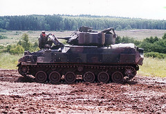 "M3A2 Bradley (9) • <a style=""font-size:0.8em;"" href=""http://www.flickr.com/photos/81723459@N04/9932509924/"" target=""_blank"">View on Flickr</a>"