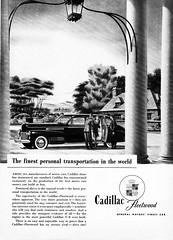 1941 Cadillac-Fleetwood Series Seventy-Five Seven-Passenger Touring Sedan (aldenjewell) Tags: sedan five ad cadillac seven seventy series passenger limousine touring 1941 fleetwood