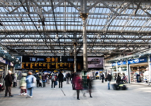 Waverley station 302/365