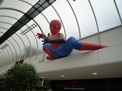 Inflatables | Spiderman