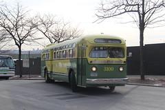 IMG_4973 (GojiMet86) Tags: mta nyc new york city bus buses 1956 tdh5106 3100 m42 41st street 1st avenue