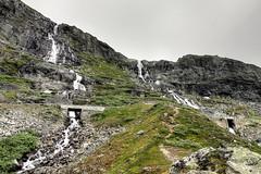 Norway 2013 (Michel van den Bogaard) Tags: norway waterfall hdr noorwegen rv55 sognefjellet nedre 2013 turtagrø nasjonal øvre norway03 turistveg michelvandenbogaard nufsgrov