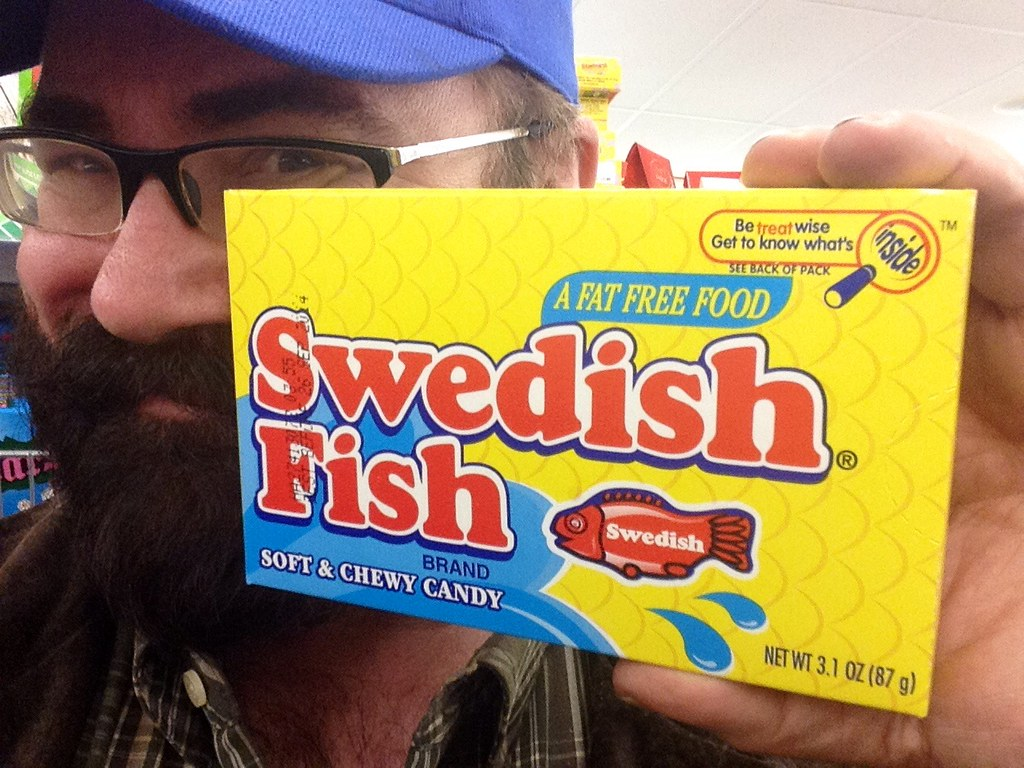 The world 39 s best photos of candies and mikemozart flickr for Swedish fish nutrition