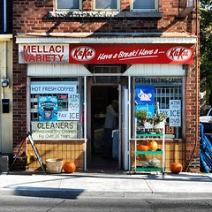 upload (collations) Tags: toronto ontario architecture square documentary squareformat vernacular kitkat streetscapes builtenvironment cornerstores conveniencestores urbanfabric thinkinginsidethebox allsquaredup varietystores iphoneography instagramapp uploaded:by=instagram
