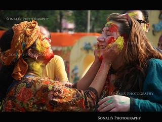 Festive Mood - Holi