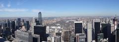 Top of the Rock (iansand) Tags: new york nyc newyork rockefeller topoftherock