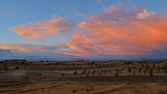 Cotton Candy Skies (JoDoCo_Photography) Tags: california pink blue sunset landscape view mx mxpark