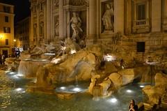 DSC_0149_01 (GemTwinRay) Tags: travel vacation italy rome architecture night evening photo europe landmark colosseum trevifountain ancientrome thespanishsteps romeatnight