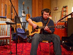 Jeremy (Travis Estell) Tags: ohio studio guitar cincinnati jeremy recording tracking recordingstudio acousticguitar cincy recordingsession localmusic ultrasuede elkcreek jeremybrown brianniesz condensermic ribbonmic ultrasuedestudio elkcreekmusic campwashngton