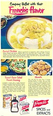 1951-(via File Photo)- (File Photo Digital Archive) Tags: vintage advertising 1950s recipes