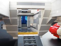 Ranger-014 (Daniel Jassim) Tags: dan ranger ship lego space drop jassim