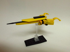 [TALC] Prototype Ship (Foghammer) Tags: mobile frame mecha hardsuit mfz