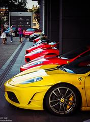 Viva Ferrari! (amakles) Tags: italian ferrari enzo gran turismo scuderia v8 polonia f430 430 poznan