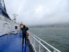 Berrie op Ferry