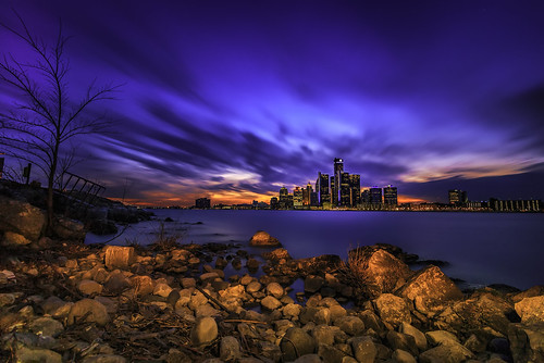 """Detroit Long Exposure • <a style=""""font-size:0.8em;"""" href=""""http://www.flickr.com/photos/76866446@N07/14211379613/"""" target=""""_blank"""">View on Flickr</a>"""