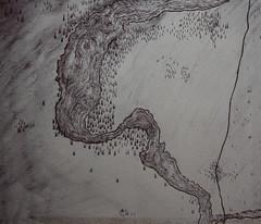 Registros Espaciales - Zoom (Mariana de la Torre) Tags: río river paisaje vistaaerea registro fadu territorio longinotti morfología taquigrafía