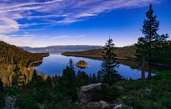Emerald Bay V.3 (Sintar) Tags: california water pentax lakes tahoe laketahoe emeraldbay tahoeblue fanetteisland