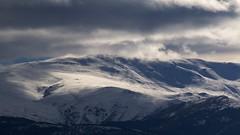 Sierra Nevada, Granada, Spain (Jos Rambaud) Tags: winter sky snow mountains clouds skyscape cloudy nieve snowcapped cielo granada nubes invierno sierranevada lenticular cloudscape nube montaas parquenacionaldesierranevada