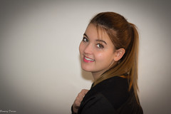 Laura (Dorian.B34) Tags: portrait girl beauty 50mm nice nikon shooting f18 18 lozere d5200 dorianb