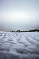 Ahead (sacipere) Tags: schnee snow praia beach strand germany pier neve usedom seebrcke ahlbeck sacipere