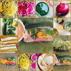 Banh Mi Wraps (Vegan Feast Catering) Tags: vegan fdsflickrtoys tofu enjoy veggies makeyourstoday