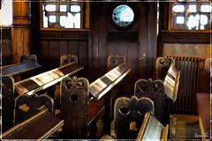 Der Echte Oberharz (RiesenFotos) Tags: germany deutschland lomography harz niedersachsen 2015 stabkirche hahnenklee oberharz petzval riesenfotos derechteoberharz newpetzval petzval85mmf22
