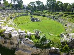 Anfiteatro romano Siracusa (I